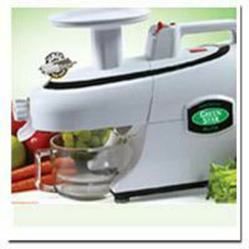 Picture of Green Star Juicer 5000 Elite -  Cold Press Twin Gear
