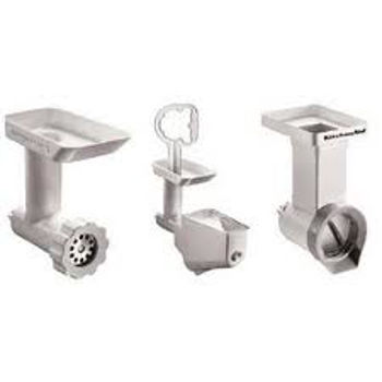 Picture of KitchenAid Artisan Stand Mixer - 3-Piece Accessory Pack