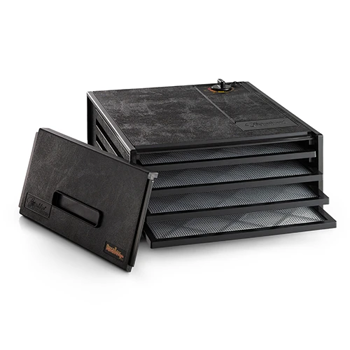 Picture of Excalibur Dehydrator 4 Tray Mini, no timer, Black
